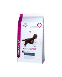 EUKANUBA Daily Care Adult Overweight sterilised All Breeds Chicken 2,5 kg
