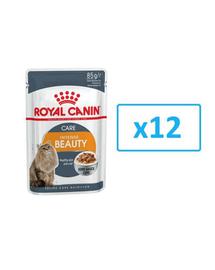 ROYAL CANIN Intense BEAUTY mártásban 85 g x 12
