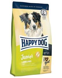 HAPPY DOG Junior Lamb & Rice (bárány és rizs) 10 kg
