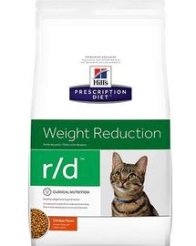 HILL'S Prescription Diet r-d Feline 5 kg