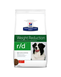 HILL'S Prescription Diet r/d Canine 12 kg