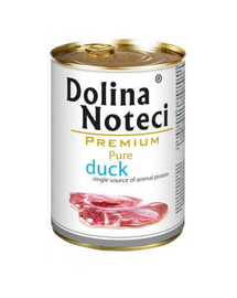 DOLINA NOTECI Prémium pure kacsa 400g