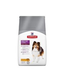 HILL'S Canine Adult Sensitive Stomach - skin 3 kg