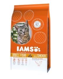 IAMS Cat Adult All Breeds Chicken 10 kg