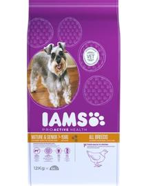 IAMS ProActive Health Mature & Senior All breeds Chicken 3 kg