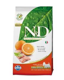 N&D Fish & Orange Adult Mini 7 kg