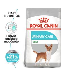 ROYAL CANIN MINI URINARY CARE - száraz táp felnőtt kistestű kutyák részére az alsó hugyúti problémák megelőzéséért 8 kg
