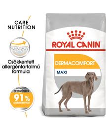 ROYAL CANIN MAXI DERMACOMFORT - száraz táp bőrirritációra hajlamos, nagytestű felnőtt kutyák részére 3 kg