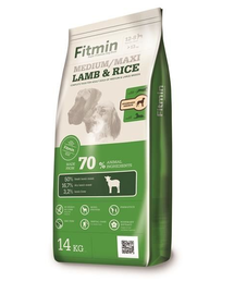 FITMIN Medium Maxi lamb&rice 14 kg