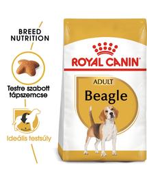 ROYAL CANIN BEAGLE ADULT - Beagle felnőtt kutya száraz táp 12 kg
