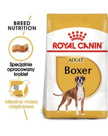 ROYAL CANIN BOXER ADULT - Boxer felnőtt kutya száraz táp 3 kg