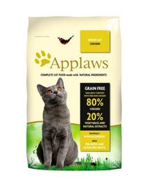 APPLAWS Senior chicken idős macskáknak 2kg