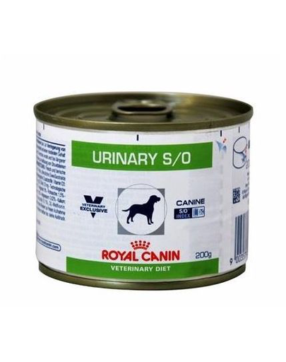 ROYAL CANIN Dog Urinary S-O 200 g