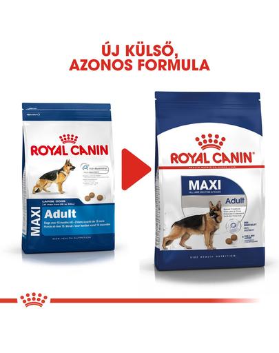 ROYAL CANIN MAXI ADULT - nagytestű felnőtt kutya száraz táp 15 kg